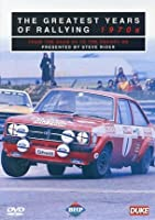 Greatest Years of Rallying 1970s