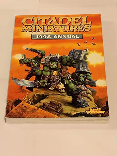Citadel Miniatures 1998 Annual Games workshop