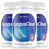 (3 Pack) Fungus Clear Probiotics Pills Tablets Fungi Clear Nails Plus - for Strong Healthy Nails (180 Capsules)