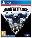 Dungeons and Dragons Dark Alliance Day One Edition PS4