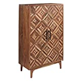 unfinished base kitchen cabinets - Signature Design by Ashley Gabinwell Contemporary 2-Door Accent Cabinet, Brown