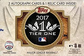Best 2017 topps tier one Reviews
