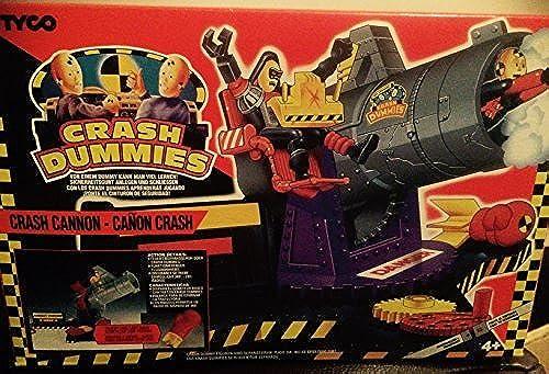 gran venta Crash Test Dummies Crash Crash Crash Cannon Mib by Tyco by Tyco  Ahorre 60% de descuento y envío rápido a todo el mundo.