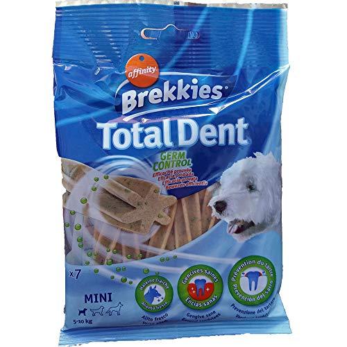 Total Dent pour Chien 110 g. 7 Bâtonnets pour l'hygiène Total Anti mal haleine