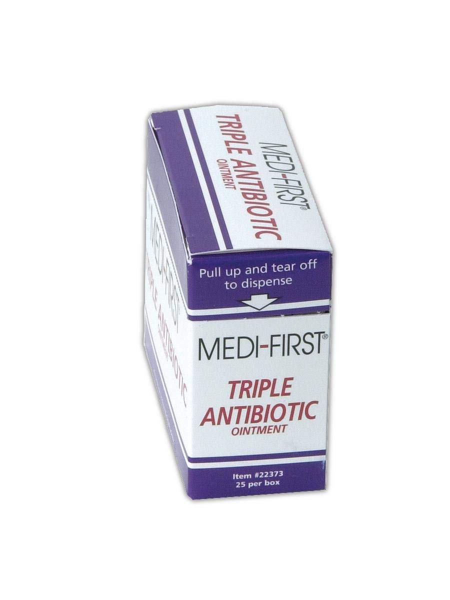 Medique MP22373 Medi-First Triple Antibiotic 0.5 Ointment Ranking TOP8 g Courier shipping free shipping St
