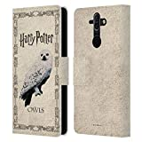 Officiel Harry Potter Hedwig Chouette Prisoner of Azkaban III Coque en Cuir à Portefeuille...