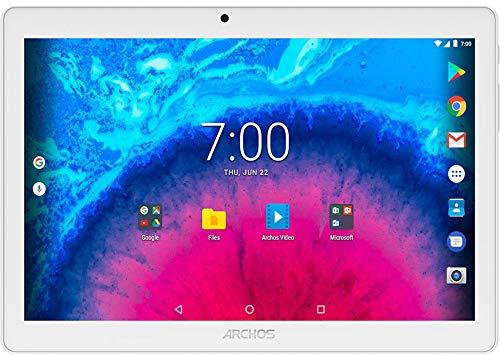 ARCHOS CORE 101 4G V3 32GB Argenté - Tablette 4G (Ecran HD 10.1'' -  0,3/2MPx - Processeur 4 cœurs...