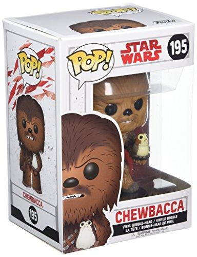 Funko Star Wars: SW-EP8 Figura de Vinilo Pop 7: A Character, Episodio 8 (14748)