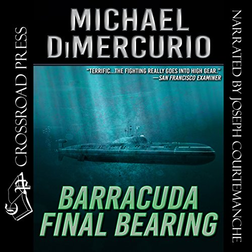 Barracuda Final Bearing audiobook cover art