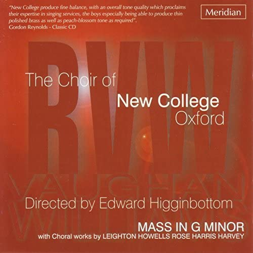 The Choir of New College Oxford