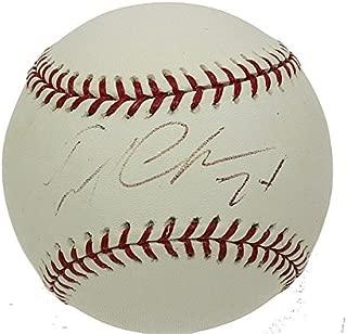 Miguel Cabrera Autographed Official Major League Baseball - Authentic Signed Autograph