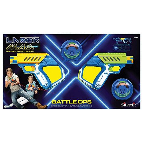 Rocco Giocattoli 86845 - Lazer Mad - Dual Kit