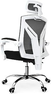Hbada Ergonomic Office Chair – High-Back Desk Chair Racing Style with Lumbar..