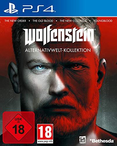 Wolfenstein: Alternativwelt-Kollektion [PlayStation 4]