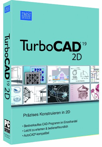 GK Planungssoftware TurboCAD V19 2D