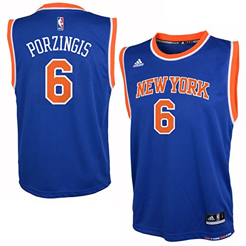 low priced 8edf0 793a3 Knicks Jersey: Amazon.com