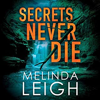 Secrets Never Die     Morgan Dane Series, Book 5              Written by:                                                                                                                                 Melinda Leigh                               Narrated by:                                                                                                                                 Cris Dukehart                      Length: 9 hrs and 34 mins     2 ratings     Overall 4.5
