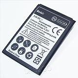High Capacity 3480mAh 3.8V Extended Slim Li_ion Battery for AT&T Samsung Galaxy S4 Mini SGH-i257 Smartphone