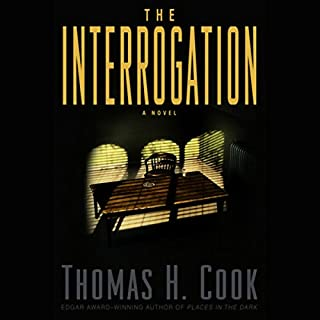 The Interrogation audiobook cover art