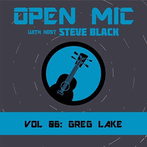 Greg Lake  By  cover art