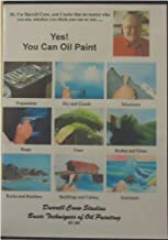 The Carder Method for Painting in Oil 2-dvd Set!