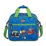 Travelite Robuste, fröhliche Kinderkoffer und Gepäckstücke Helden der Stadt machen jede Reise zum...
