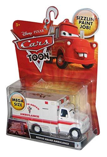 Disney Cars P7247 Rescue Squad Ambulance Cars Toon Voiture