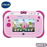 VTech - Storio Max 2.0 rose - Tablette pour Enfant 3 ans à 11 ans - Ecran Tactile 5...