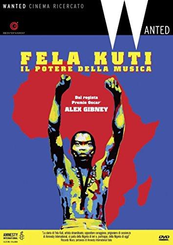 fela kuti - il potere della musica DVD Italian Import