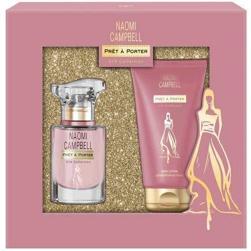 Naomi Campbell Naomi campbell prêt à porter silk collection duo geschenkset
