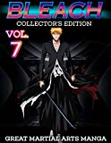 Great Martial arts Manga Bleach Collector's Edition: Deluxe Edition Bleach Vol 7...