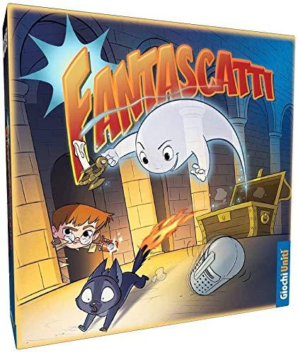 Giochi Uniti Fantascatti Nuova Edizione, colori, GU643