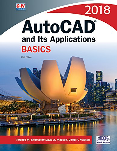 Price comparison product image AutoCAD and Its Applications Basics 2018