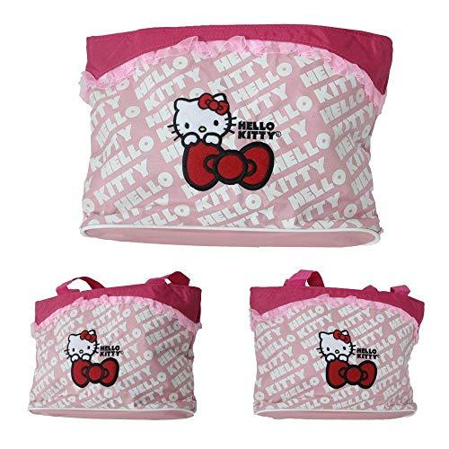 TE-Trend 29123 - Hello Kitty Handtasche Motiv, pink