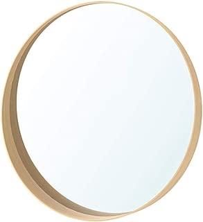 IKEA Stockholm Wall Mirror, Walnut Veneer 602.499.60, 31 1/2