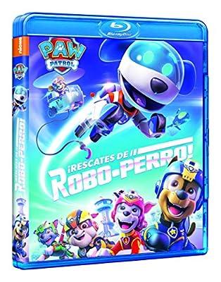 Paw Patrol 23: Rescates de Robo-Perro [DVD] por Paramount Pictures