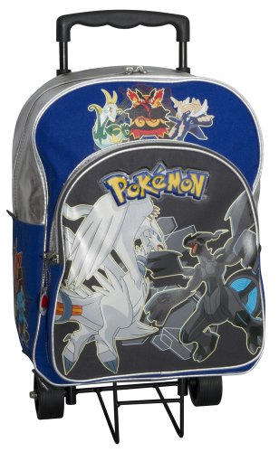 Pokemon-Rucksack und Trolley mit coolen Pokemon Motiven