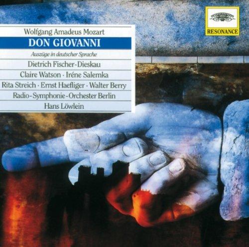 Mozart: Don Giovanni, ossia Il dissoluto punito, K.527 - sung in German -