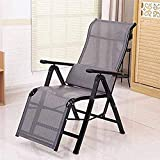 THORWAL Zero Gravity Chair Patio Folding Lawn Lounge Chairs Outdoor Lounge Gravity Chair Camp Reclining Lounge Chair for Poolside Backyard And Beach