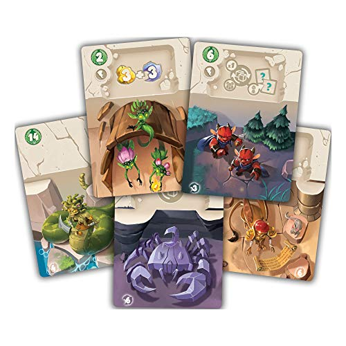 Libellud - DIF01 - Dice Forge, Jeu...