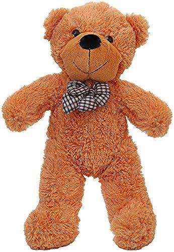 Kuschelige Kuscheltiere Plüsch für Teddyb  Spielzeug für mädchen Kinder 80CM Hellbraun
