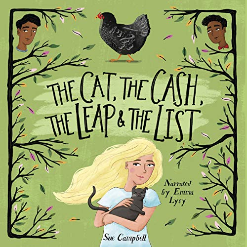 The Cat, the Cash, the Leap, and the List cover art