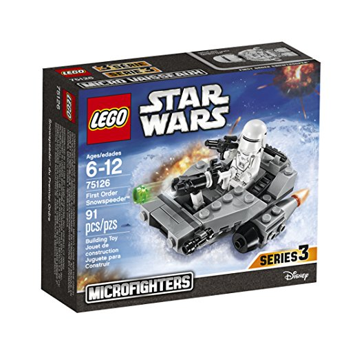 LEGO Star Wars First Order Snowspeeder 75126 by LEGO