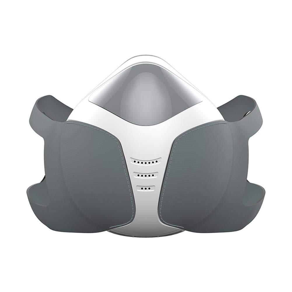 Seasaleshop Mascaras Anti-Polvo Máscara Antipolución Máscara Eléctrica Inteligente,Máscara Anti-Vaho Recargable USB, para Evitar Que el Smog y los Gases Tóxicos Entren al Cuerpo: Amazon.es: Deportes y aire libre