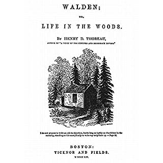 Walden cover art