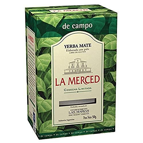 Yerba Mate ' original de Campo ' Caja de lujo de la Merced (Comestibles)