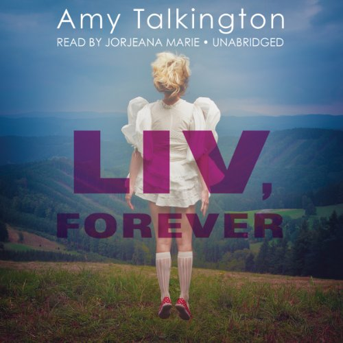 Liv, Forever audiobook cover art