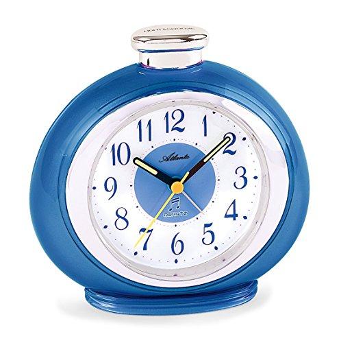 Despertador de alarma para los niñas niños azul - Atlanta 1946-5