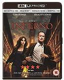 Inferno [4K Ultra HD + Blu-Ray] [Import Italien]