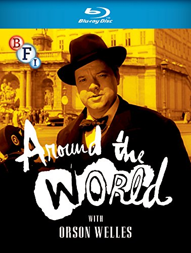 Around the World with Orson Welles (Limited Edition Blu-ray) [1955] [Reino Unido] [Blu-ray]
